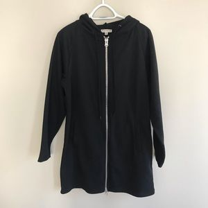 Zenana Outfitters zip up hoodie